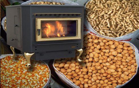 Bio mass stove